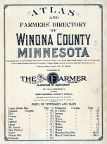 Title Page, Winona County 1914